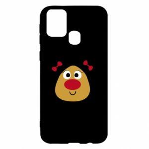 Samsung M31 Case Lovely deer