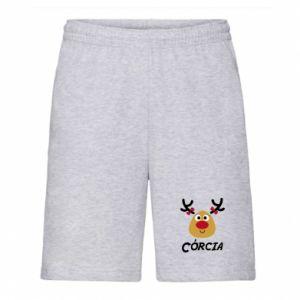 Men's shorts Lovely deer