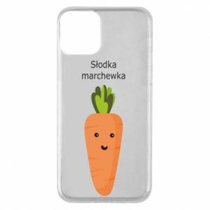 Etui na iPhone 11 Słodka marchewka