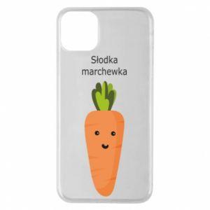 Etui na iPhone 11 Pro Max Słodka marchewka