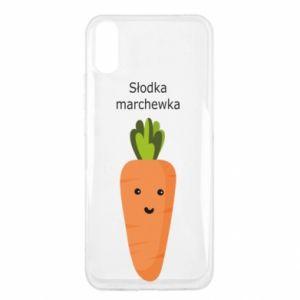 Etui na Xiaomi Redmi 9a Słodka marchewka