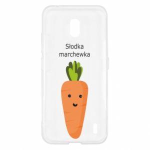 Etui na Nokia 2.2 Słodka marchewka