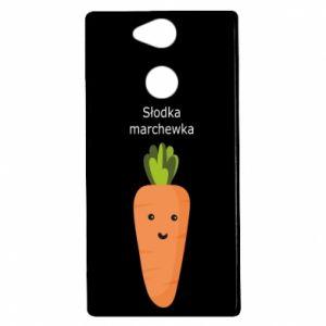Etui na Sony Xperia XA2 Słodka marchewka