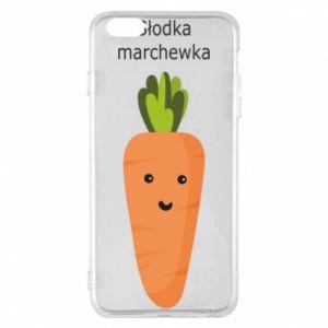 Etui na iPhone 6 Plus/6S Plus Słodka marchewka