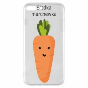 Etui na iPhone 7 Plus Słodka marchewka