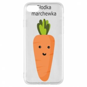 Phone case for iPhone 8 Sweet carrot