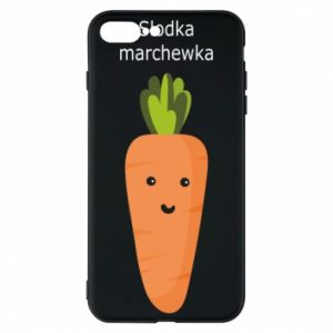 Etui na iPhone 8 Plus Słodka marchewka