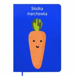 Notes Słodka marchewka