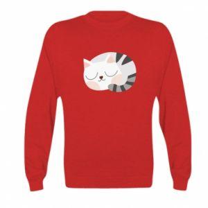 Bluza dziecięca Słodki kot