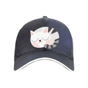 Czapka Słodki kot