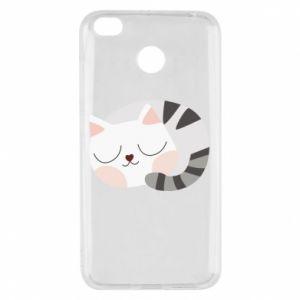 Etui na Xiaomi Redmi 4X Słodki kot