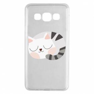 Etui na Samsung A3 2015 Słodki kot