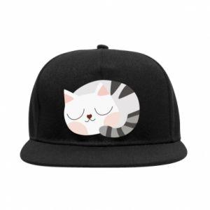 Snapback Słodki kot