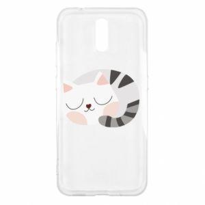 Etui na Nokia 2.3 Słodki kot