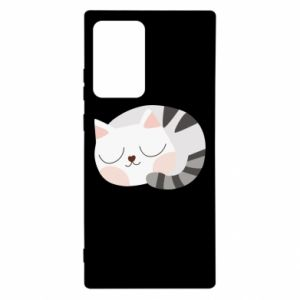 Samsung Note 20 Ultra Case Sweet cat