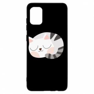 Samsung A31 Case Sweet cat
