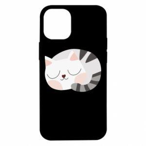 iPhone 12 Mini Case Sweet cat