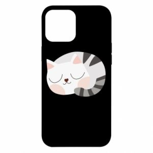 iPhone 12 Pro Max Case Sweet cat