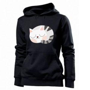 Damska bluza Słodki kot