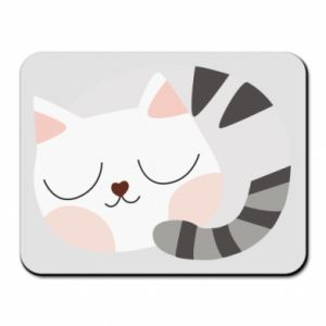 Mouse pad Sweet cat