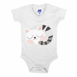 Body dla dzieci Słodki kot