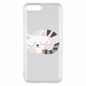 Phone case for Xiaomi Mi6 Sweet cat
