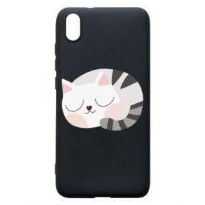 Etui na Xiaomi Redmi 7A Słodki kot