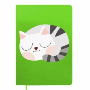 Notepad Sweet cat