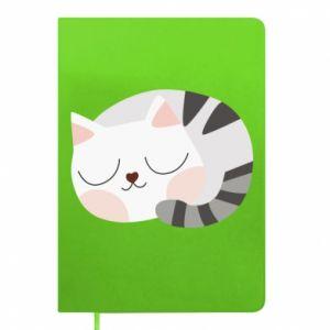 Notes Słodki kot