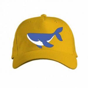 Cap Cute whale