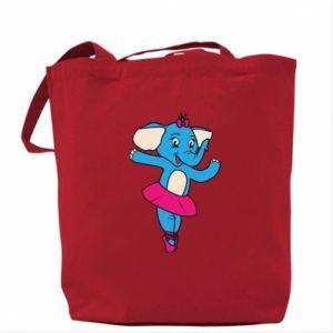 Bag Elephant-ballerina