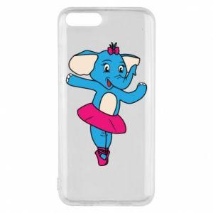 Etui na Xiaomi Mi6 Słoń-balerina