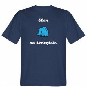 T-shirt Elephant for luck