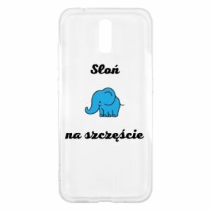 Etui na Nokia 2.3 Słoń na szczęście