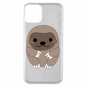 Phone case for iPhone 11 Sloth baby