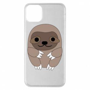 Etui na iPhone 11 Pro Max Sloth baby