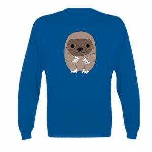 Bluza dziecięca Sloth baby