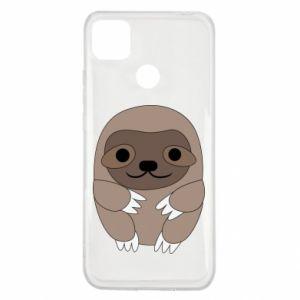 Etui na Xiaomi Redmi 9c Sloth baby