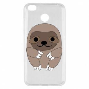 Xiaomi Redmi 4X Case Sloth baby