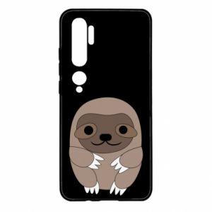 Etui na Xiaomi Mi Note 10 Sloth baby