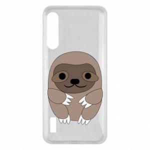 Xiaomi Mi A3 Case Sloth baby