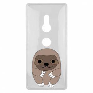 Etui na Sony Xperia XZ2 Sloth baby