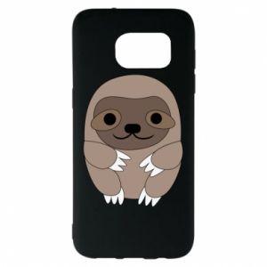 Etui na Samsung S7 EDGE Sloth baby