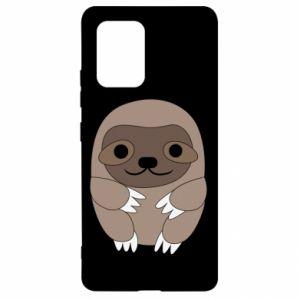 Etui na Samsung S10 Lite Sloth baby