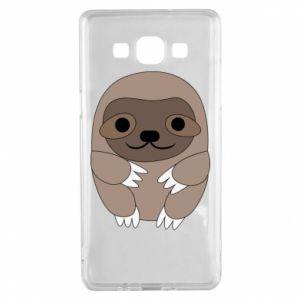 Etui na Samsung A5 2015 Sloth baby