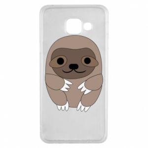 Etui na Samsung A3 2016 Sloth baby