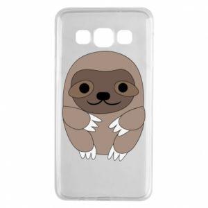 Etui na Samsung A3 2015 Sloth baby
