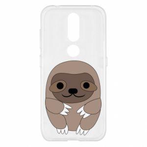 Etui na Nokia 4.2 Sloth baby
