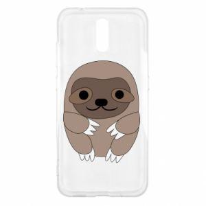 Etui na Nokia 2.3 Sloth baby