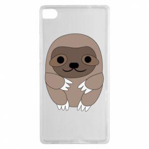 Etui na Huawei P8 Sloth baby